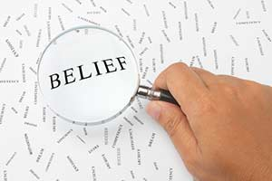 ایمان و قانون جذب
