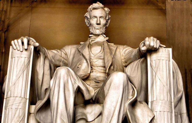 یادبود آبراهام لینکلن