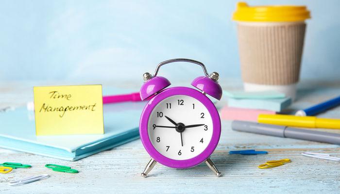 3 تکنیک مهم مدیریت زمان با نگاه به آینده