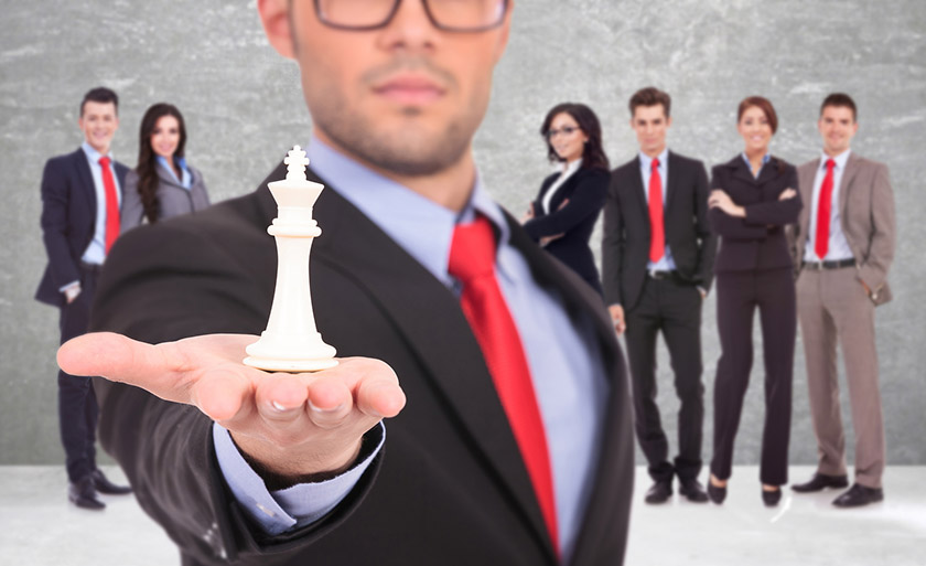 مسئولیت های رهبری را برعهده بگیرید