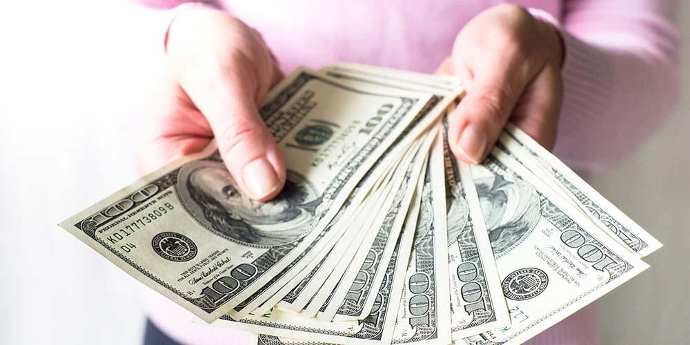 به دست آوردن پول کلان