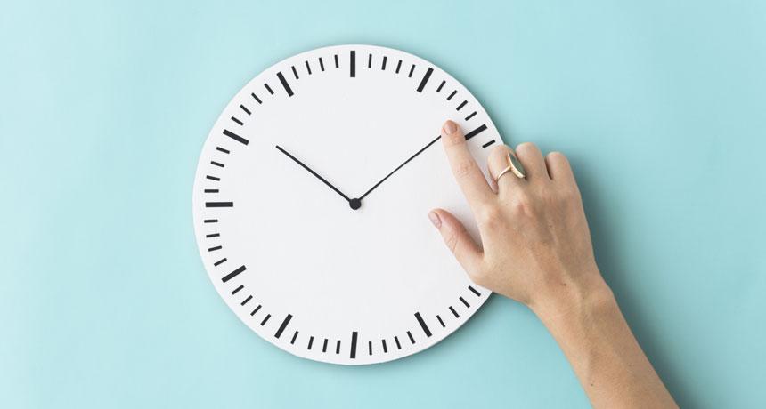 چگونگی ماندن در مسیر مدیریت زمان