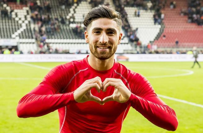 زندگینامه علیرضا جهانبخش – فوتبالیست