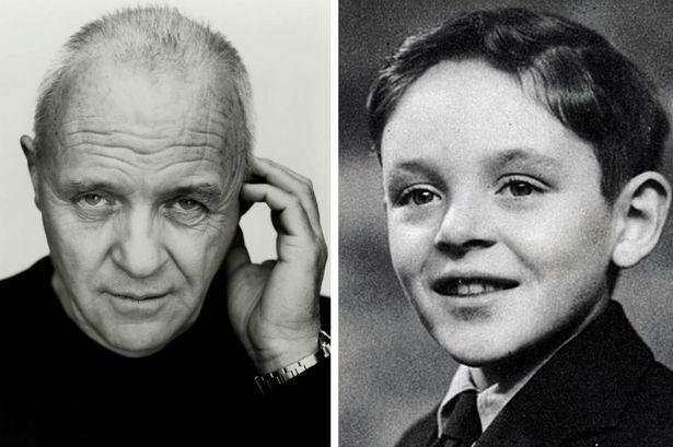 دوران کودکی و نوجوانی آنتونی هاپکینز