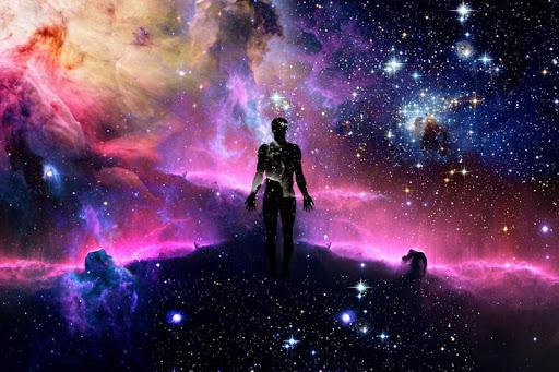 قانون جذب و کائنات