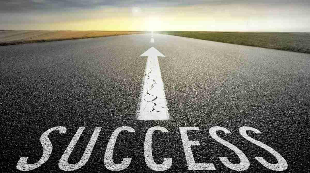فرمول واقعی موفقیت