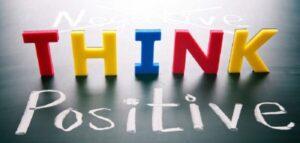روش های مثبت اندیش بودن