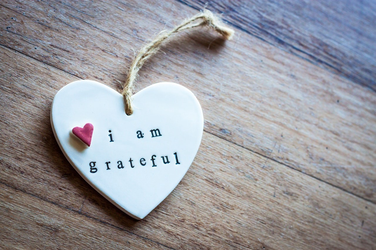 مزایای شکرگزاری